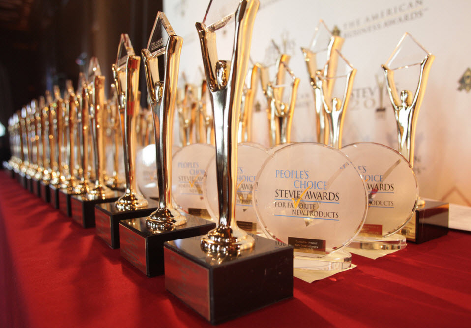 Bounce Consulting WINS Silver Stevie Award