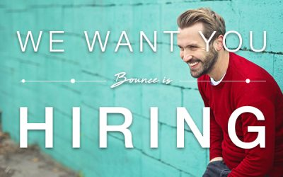 Bounce is Hiring