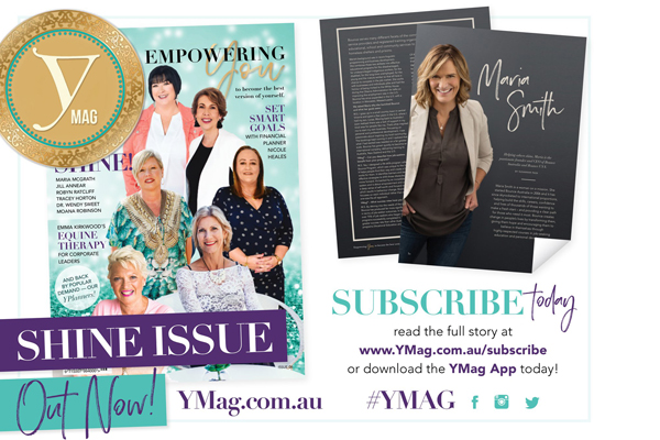 "Get your ""me time"" with YMag"