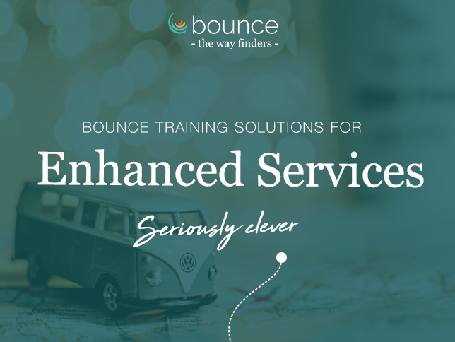 Enhanced Services Training Solutions with Bounce